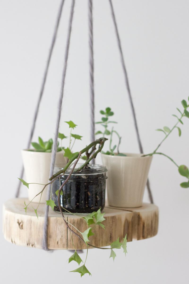DIY plantenhanger maken